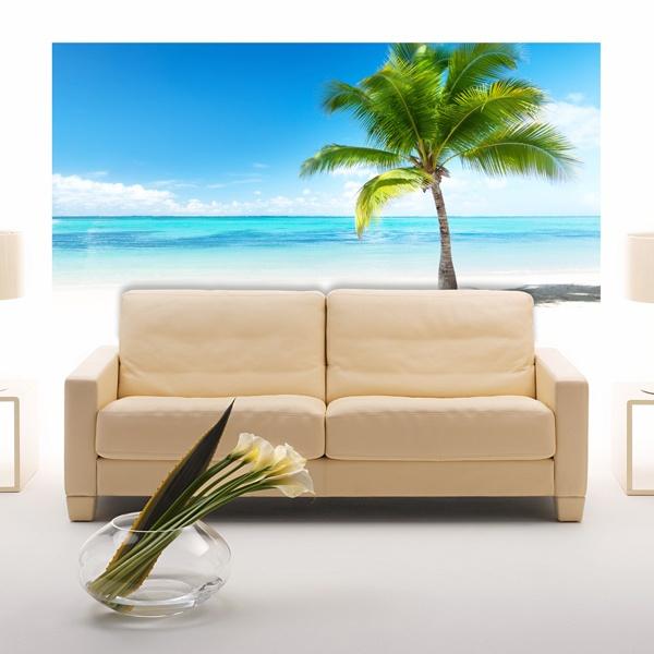 Mega Panoramic Palme & Mare