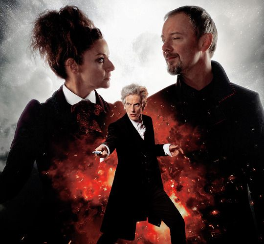 Doctor Who | World Enough and Time / The Doctor Falls