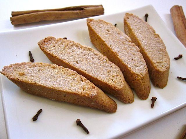 Cinnamon Spice Biscotti - Budget Bytes $1.47 recipe / $0.11 serving