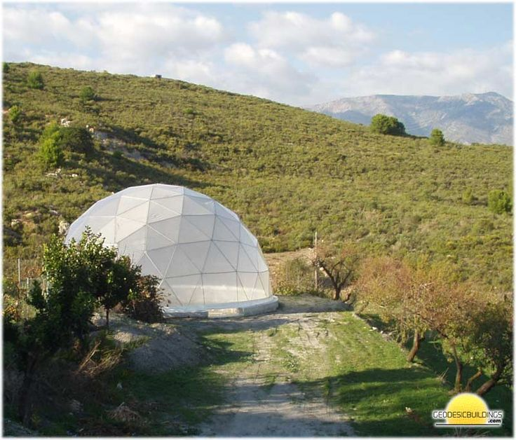 Geodesic Dome Home Designs: 17 Best Images About Dome Greenhouse Designs On Pinterest