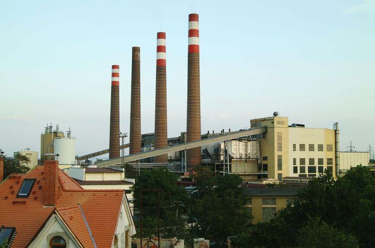 Elektrárna Hodonín - Uhelné elektrárny ČEZ - Elektrárny - Svět energie.cz