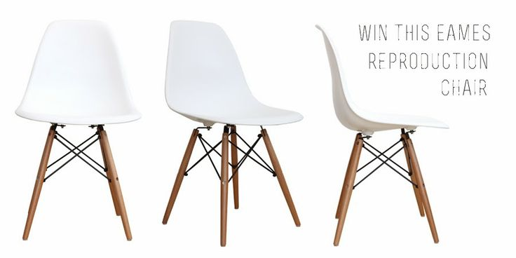 Win a Eames reproduction chair