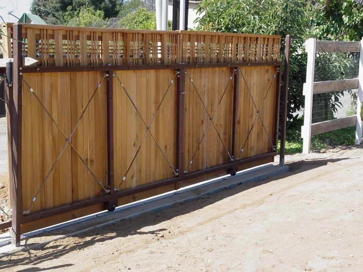 Best 25 enclosed carport ideas on pinterest enclosed for Carport gate ideas
