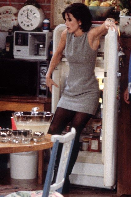 Monica's minidress