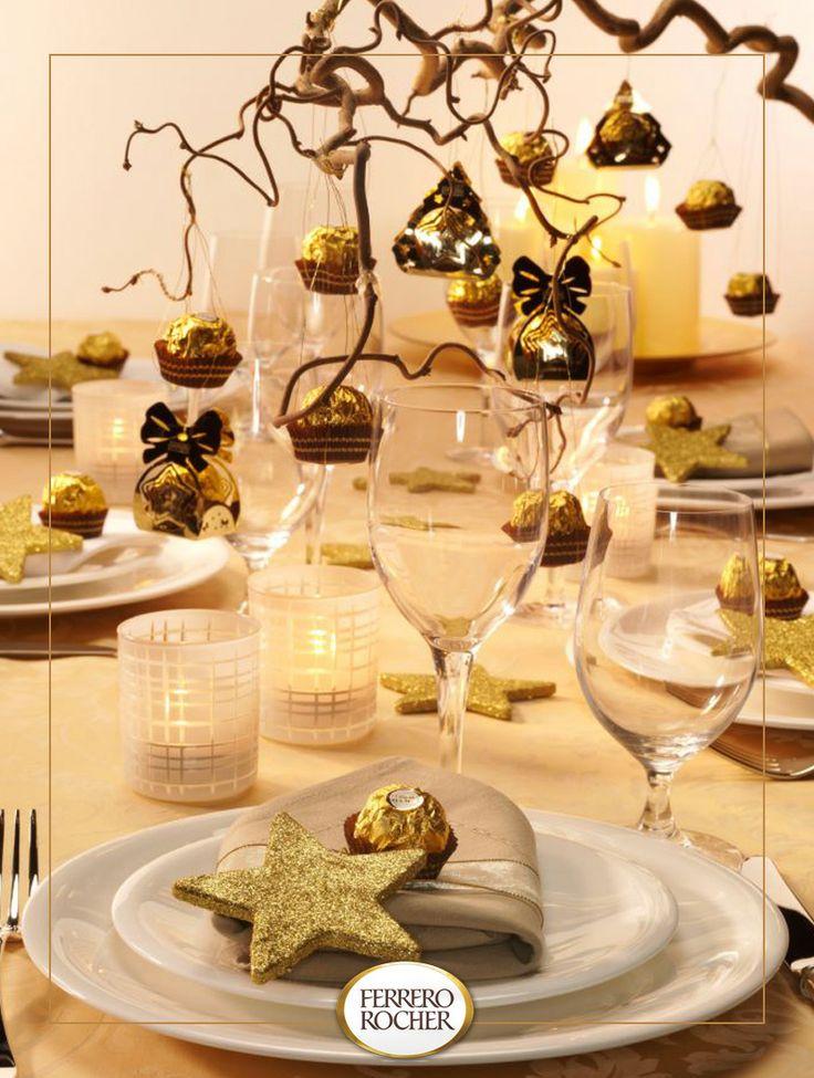 affordable fates voyager vos invits avec une dcoration de table lgante et enchante with pinterest dco de noel