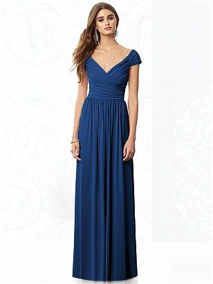 Dessy Collection Bridesmaids Style 6697 http://www.dessy.com/dresses/bridesmaid/6697/