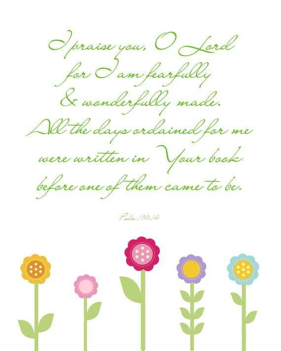 Cute quote for baby girl's nursery!