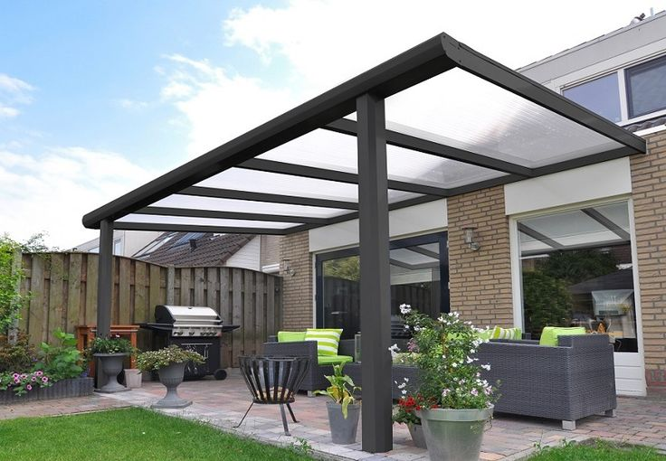 17 best images about pergola toiture on pinterest strength pictures of and - Pergola polycarbonate aluminium ...