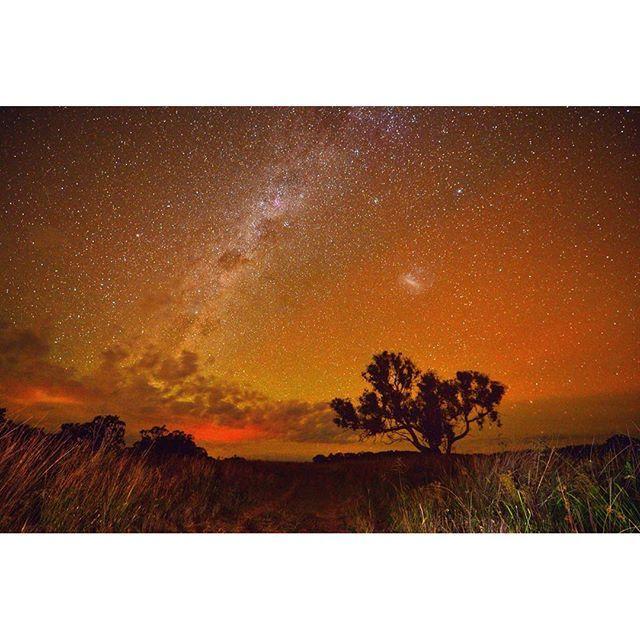 Star light, star bright, first star I see tonight #thisisqueensland by @rikerama
