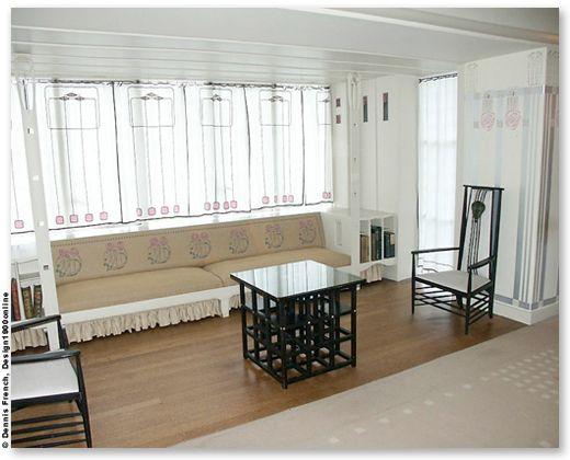 Mackintosh Hill House 1902