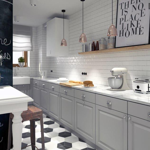 Najlepsze Podlogi Do Twojej Kuchni Homify Kitchen Inspirations Kitchen Kitchen Design