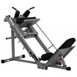 Bayou Fitness E-7616 Leg Press / Hack Squat Machine
