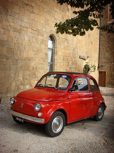I used to own one of these. I miss my Cinquecento.