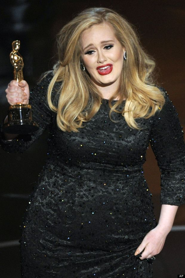 "adele images | Thank you so much, this is amazing,"" she said before promptly ..."