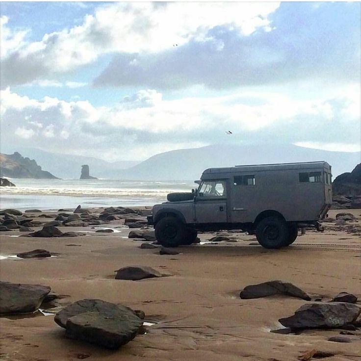 Landrover Defender Land Rover Series 109: 1000+ Images About Land Rover Ambulance Camper On