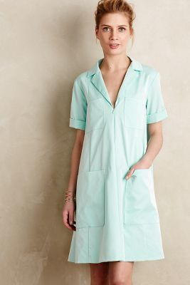 anthropologie nanette lepore ciel shirtdress shirt dress clothes