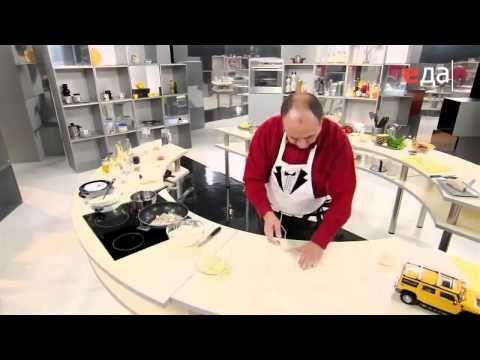 Тесто для заморозки пельменей, вареников, которое не трескается от шеф-повара / Илья Лазерсон - YouTube