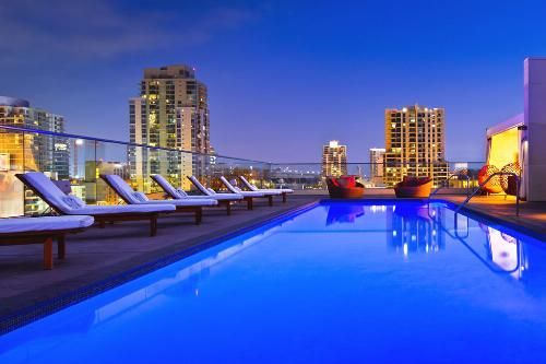 San Diego - America's Best Rooftop Hotel Pools Slideshow at Frommer's