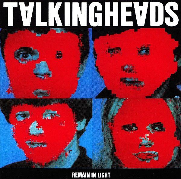 Talking Heads Remain In Light