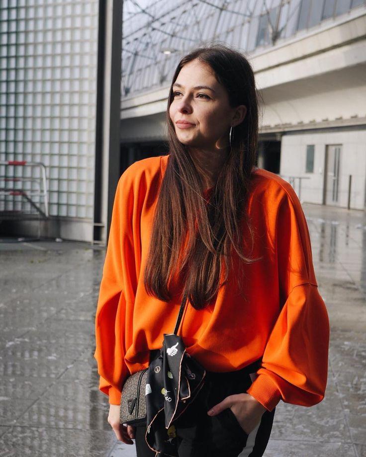 Orange, MBFWB, Fashion Week, Berlin, Street style