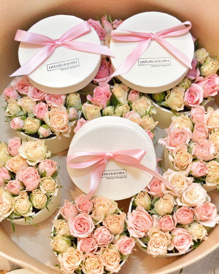 Mini flower boxes