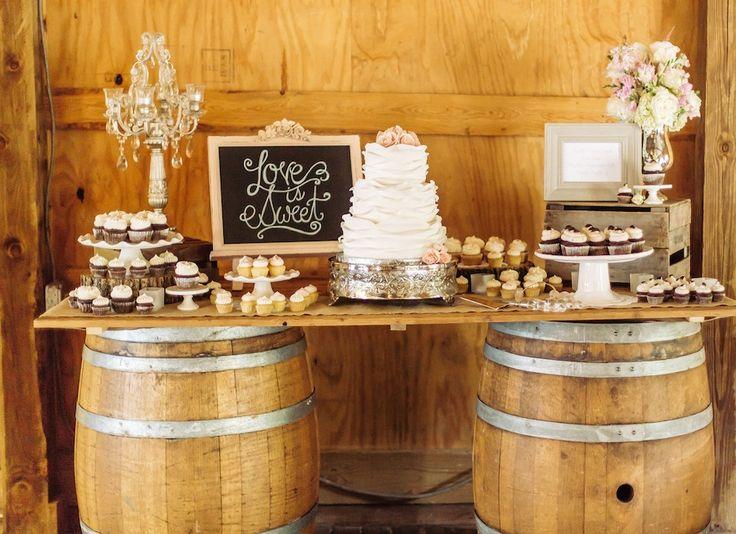 Rustic Pink Wedding at a Virginia's Bluemont Vineyard | Real Weddings | Washingtonian Bride & Groom