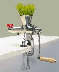 manual wheatgrass juicer - Google Search
