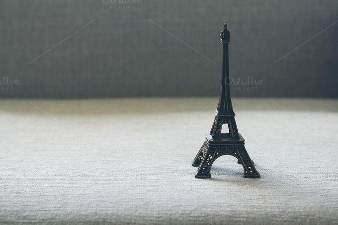 Eiffel Tower by OSORIOartist on Creative Market