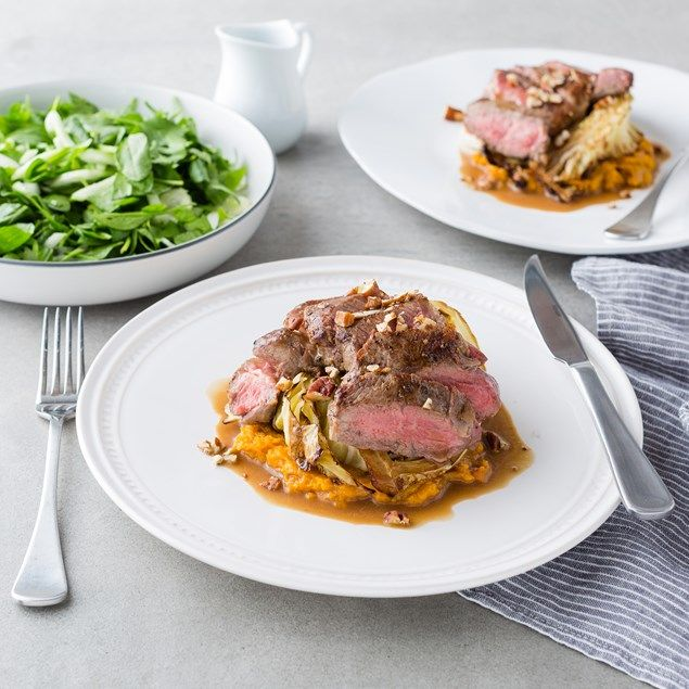 Warm up with this delicious winter beef recipe.