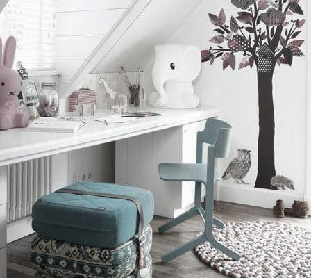 De 25 populairste idee n over meisjes slaapkamer decoraties op pinterest - Deco ruimte jongensbaby ...
