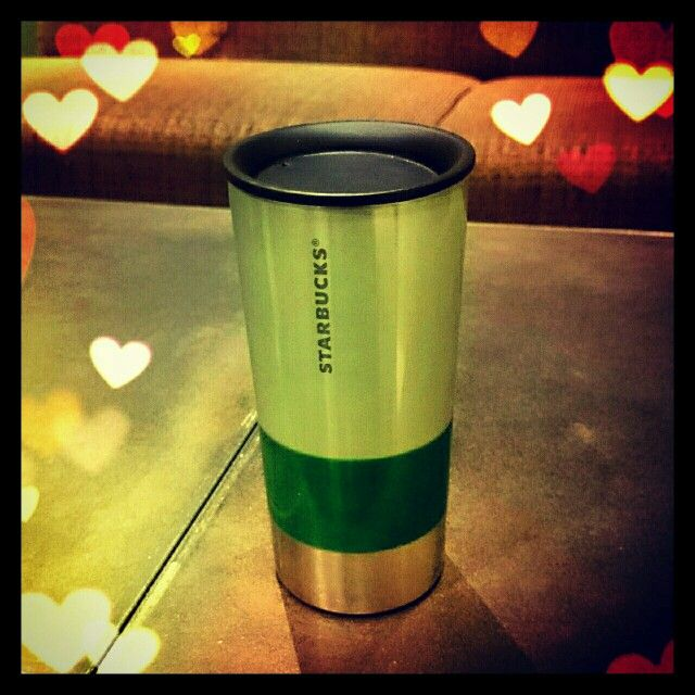 ⭐Felt the need to comfort myself with a Starbucks flask that cost nearly £15 even though I have so many flasks already oops. ⭐   #Starbucks #flask #cup #coffee #green #expensive #shopaholic #retailtherapy #comfortshopping #impulsivespending