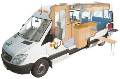 VENTURER 2 BERTH CAMPERVAN A #BritzCampervan lets you go where you want to, when you want to and how you want to— with their 2WD and 4WDs #campervan models to hire, the choice is yours. BOOK NOW WITH CONFIDENCE, VISIT: WWW.PARKMYVAN.COM.AU/HIRE #ParkMyVan #Travel #VanHire #RoadTrip #Australia
