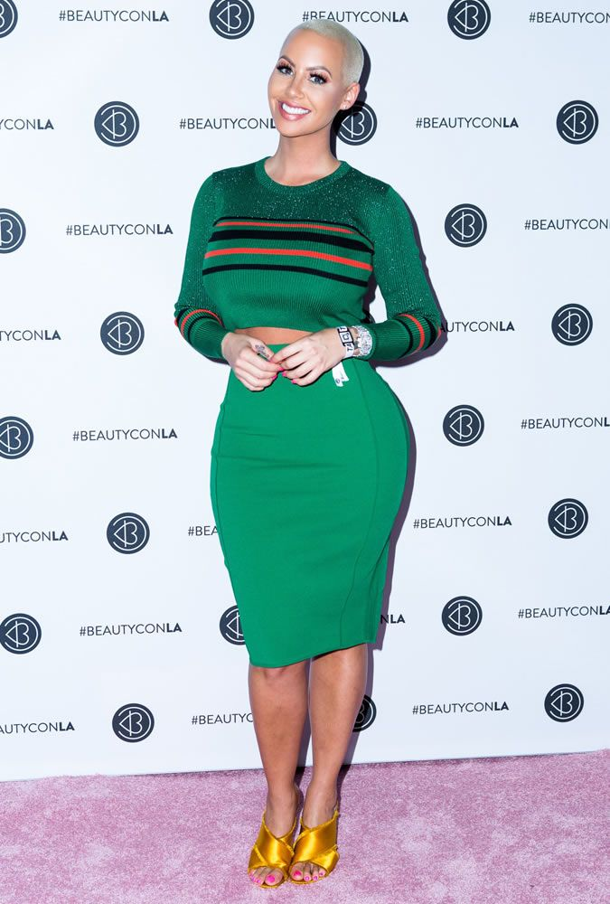 The Hottest Women In The World: Amber Rose #amberrose  #hottestwomen