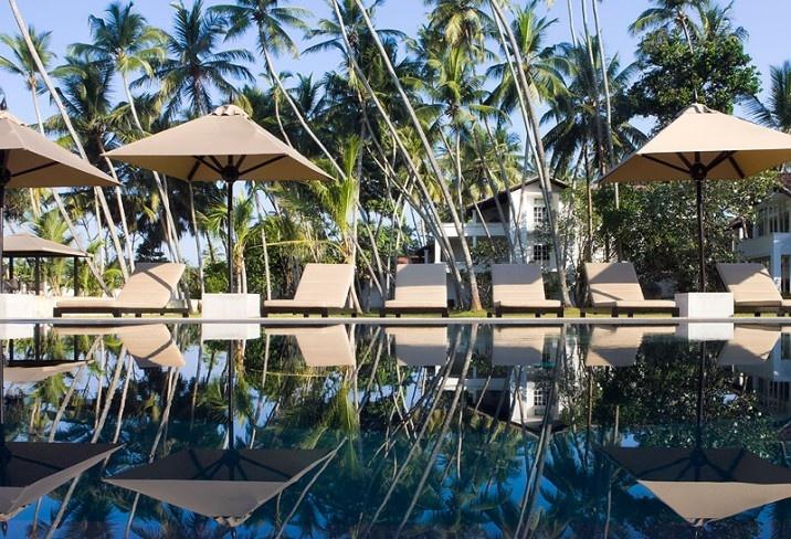 Poolside, Paradise Road The Villa Bentota, Sri Lanka #VisitSriLanka #lka