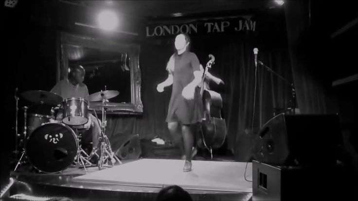 Claire Miller, London Tap Jam, January 29th 2017