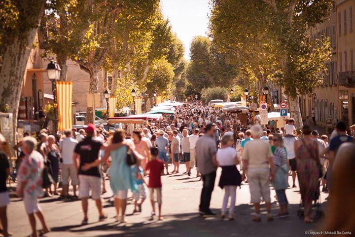 Fête de Provence, Lorgues