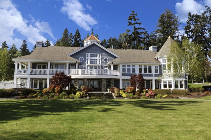 Multi million dollar clubhouse located on site at Craig Bay. Join yoga classes, learn the computer or just go to the gym, swimming pool or tennis courts. Learn more at http://parksvillequalicumrealtor.com