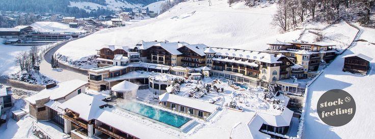 Ihr 5 Sterne Hotel in Österreich » STOCK resort Tirol