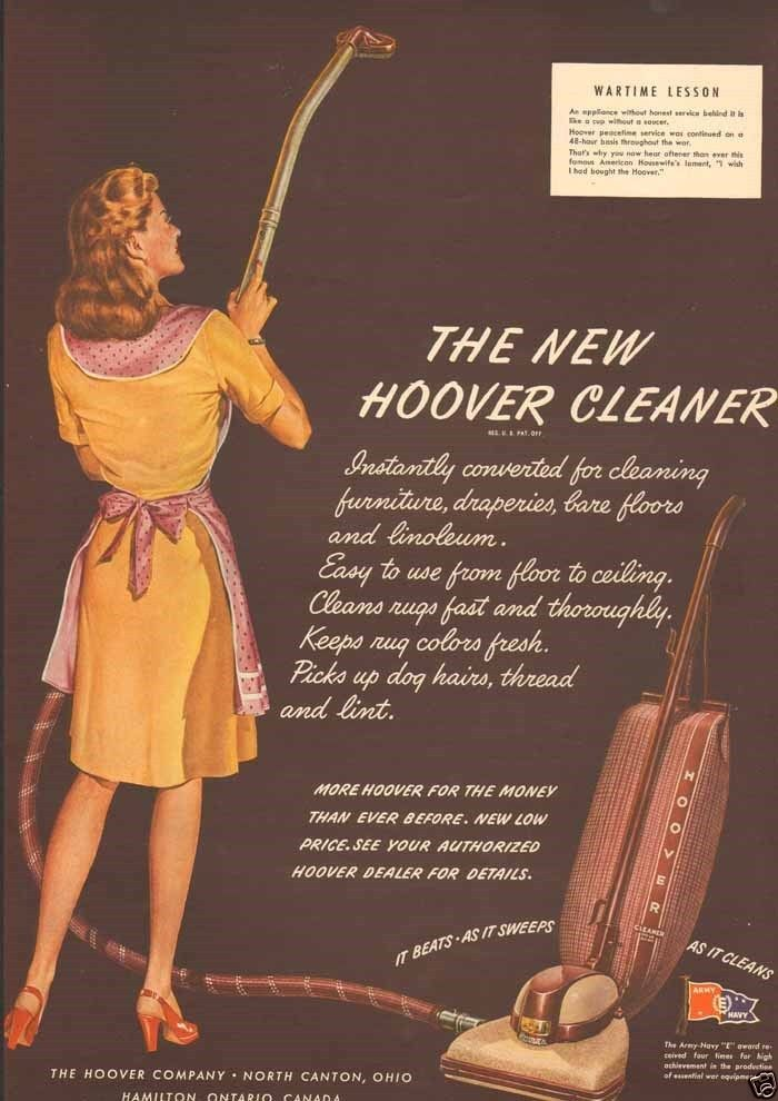 17 Best Images About Vintage Hoovers On Pinterest Floor