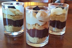 Chocolate Biscuit Pudding ¦ Level: Beginner ✦