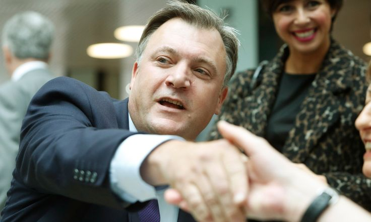 Ed Balls Day yesterday - did you forget?