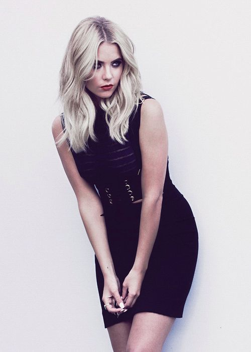 ashley benson photographed by jen serena – PLL BTS