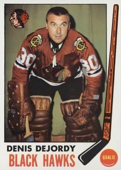 1969-70 Topps #66 Denis DeJordy Front