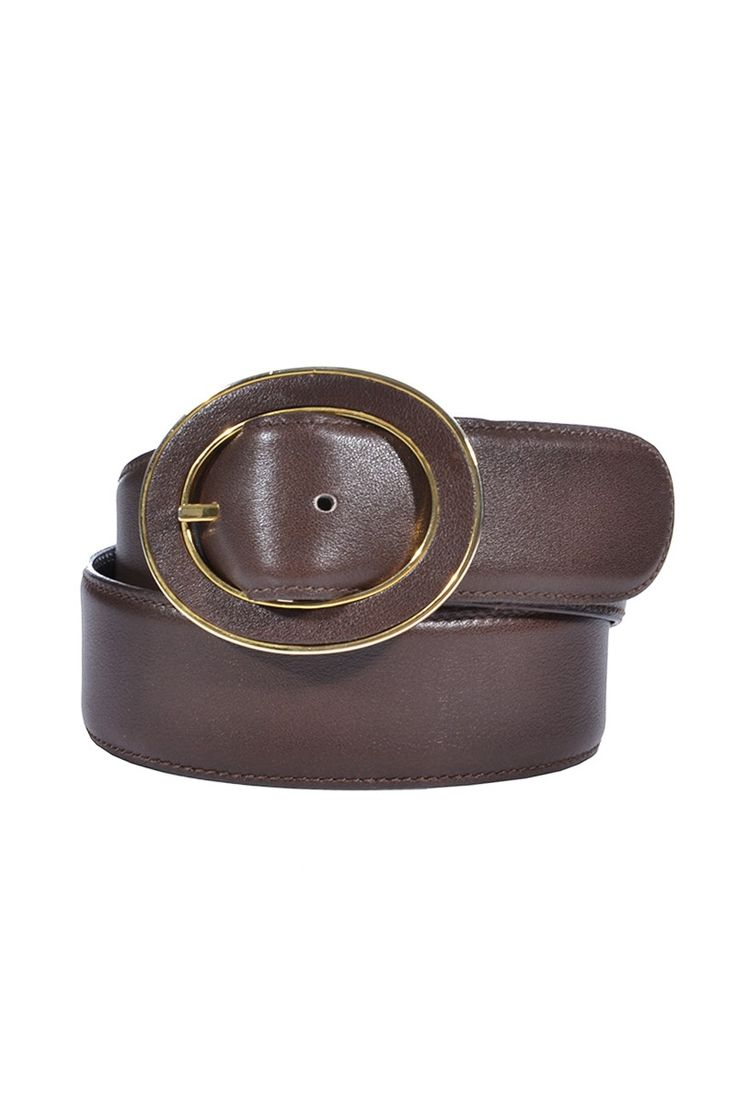 #Valentino   Vintage #Gürtel mit überzogener Lederschnalle, Gr. 75/M   Valentino #Belt   mymint-shop.com   Ihr Online Shop für #Secondhand / #Vintage #Designerkleidung & #Accessoires bis zu -90% vom Neupreis das ganze Jahr #mymint