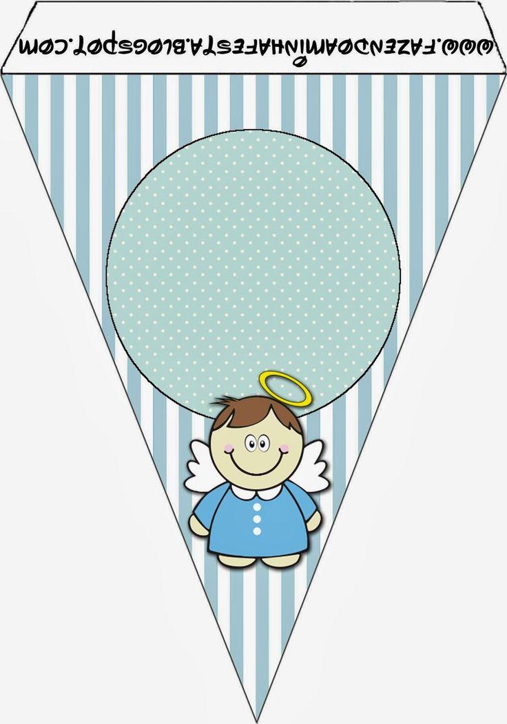 Bautismo Angelito Moreno: Imprimibles y Tarjetería para Imprimir Gratis. | Ideas y material gratis para fiestas y celebraciones Oh My Fiesta!