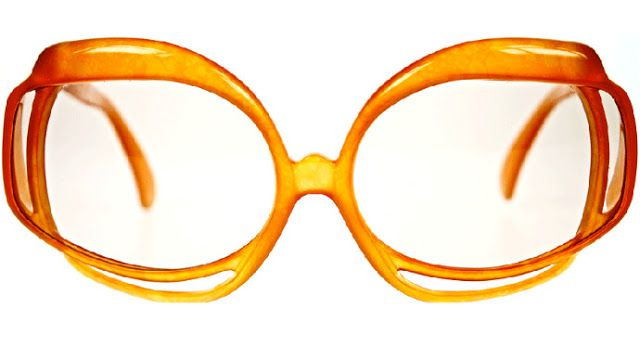 Christian Dior vintage 1970s sunglasses - now these are designer sunglasses