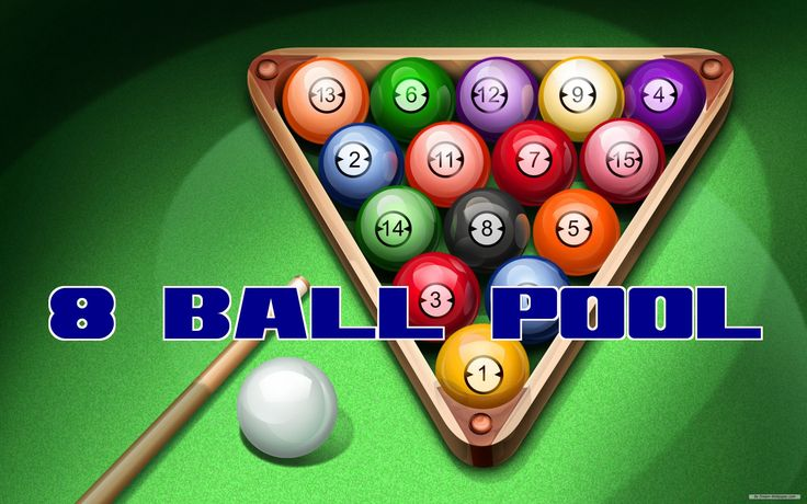 8 Ball Pool is the biggest & best multiplayer Pool game online! Play billiards for FREE against other players & friends in 1-on-1 matches, enter tournaments to win big! Level up and earn Pool Coins for your wins. Customize with cues & cloths in the Pool Shop.
