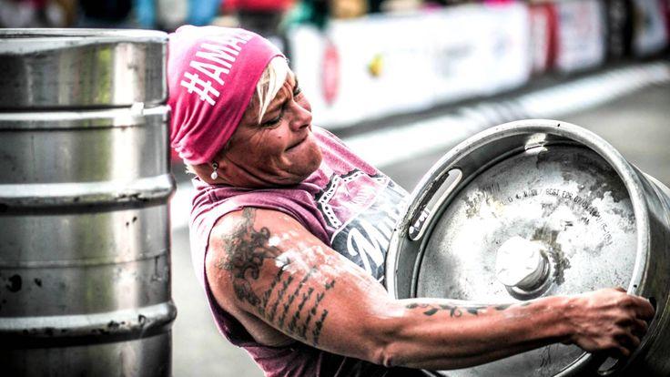 Norges sterkeste mann 2015 Fefor Høifjellshotell