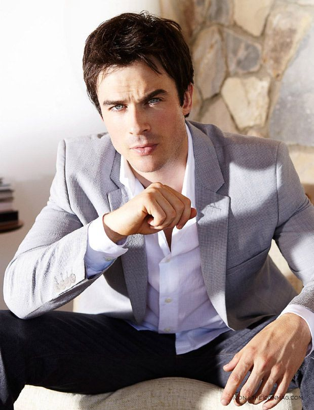5 Signs Ian Somerhalder Would be the Best Dad Ever (As Proven By His Pet Parenting)
