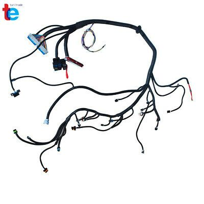 Details about New Standalone Wiring Harness W/ 4L60E